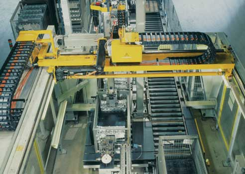 Cable Stress a Challenge for High-flex Applications Like Industrial Automation