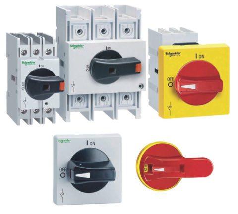 schneider isolator switch catalogue pdf