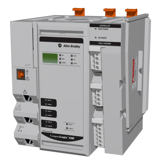 Introducing the CompactLogix 5480 Controller