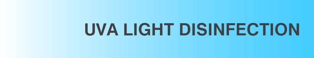 what is uva light disinfection