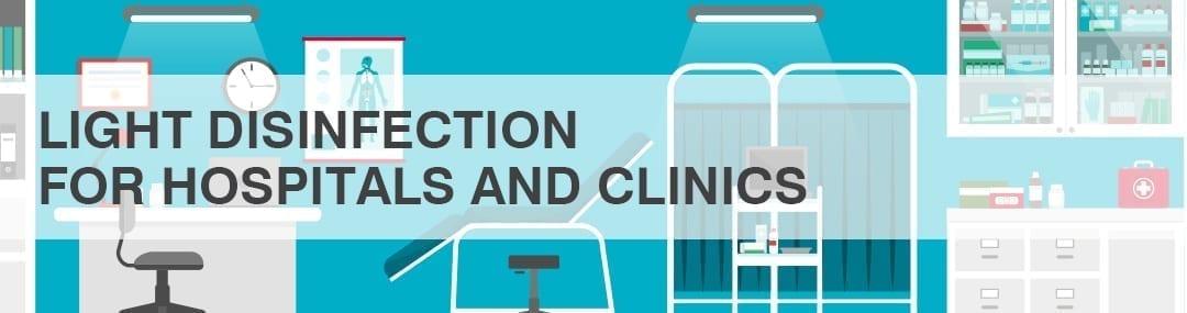 uv light disinfection for hospitals