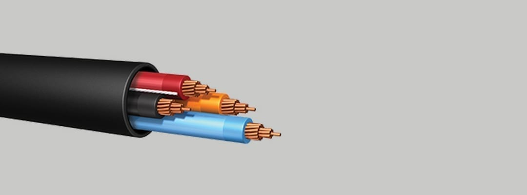 power and control cable