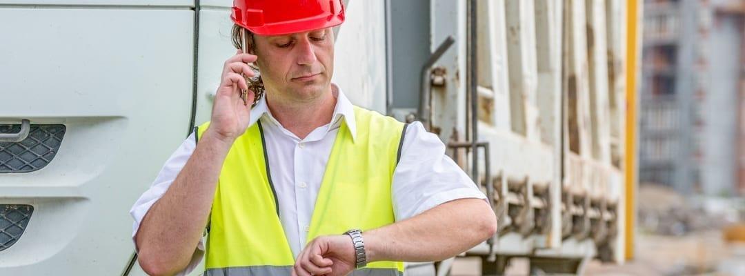 avoid delays in construction