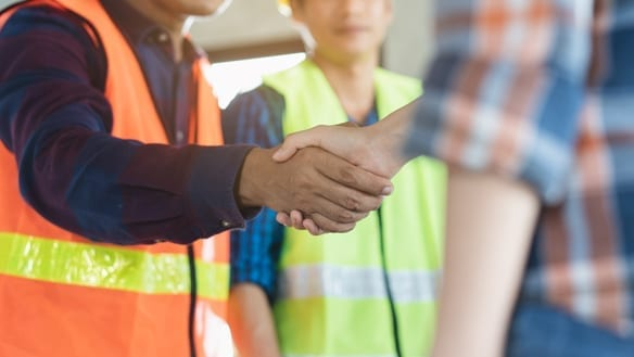 client-contractor relationship