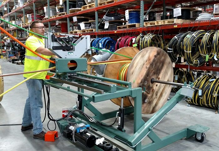 Southwire SIMpull Stack Reel recognized by Electrical Construction ...