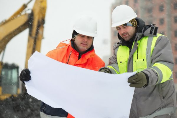 10 winter safety tips for construction workers for Construction tips