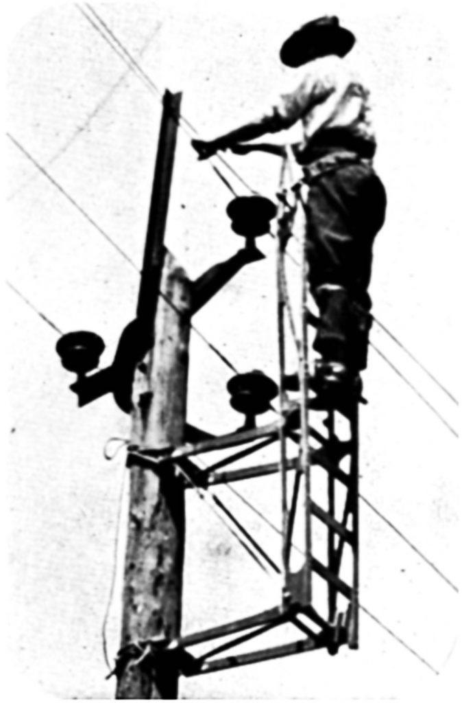 Linemen safety Barehand linemen images