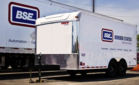 rent job site trailers