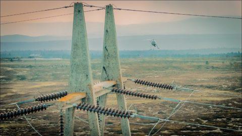 Drone analytics for utilities