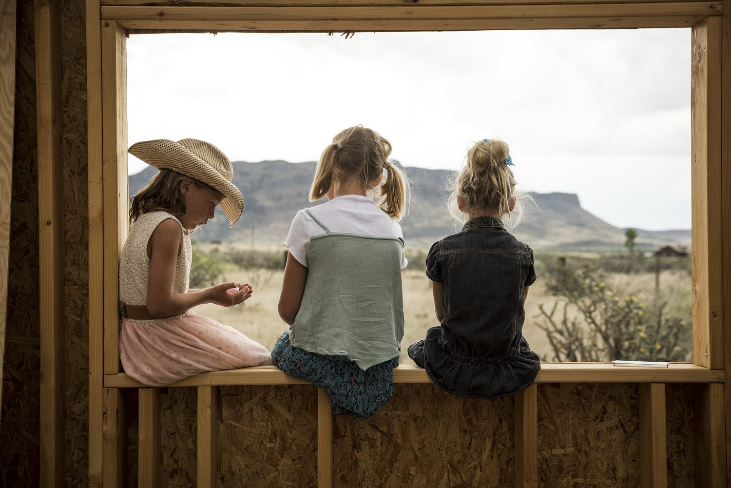 Home on the range: Border States helps build cowboy's