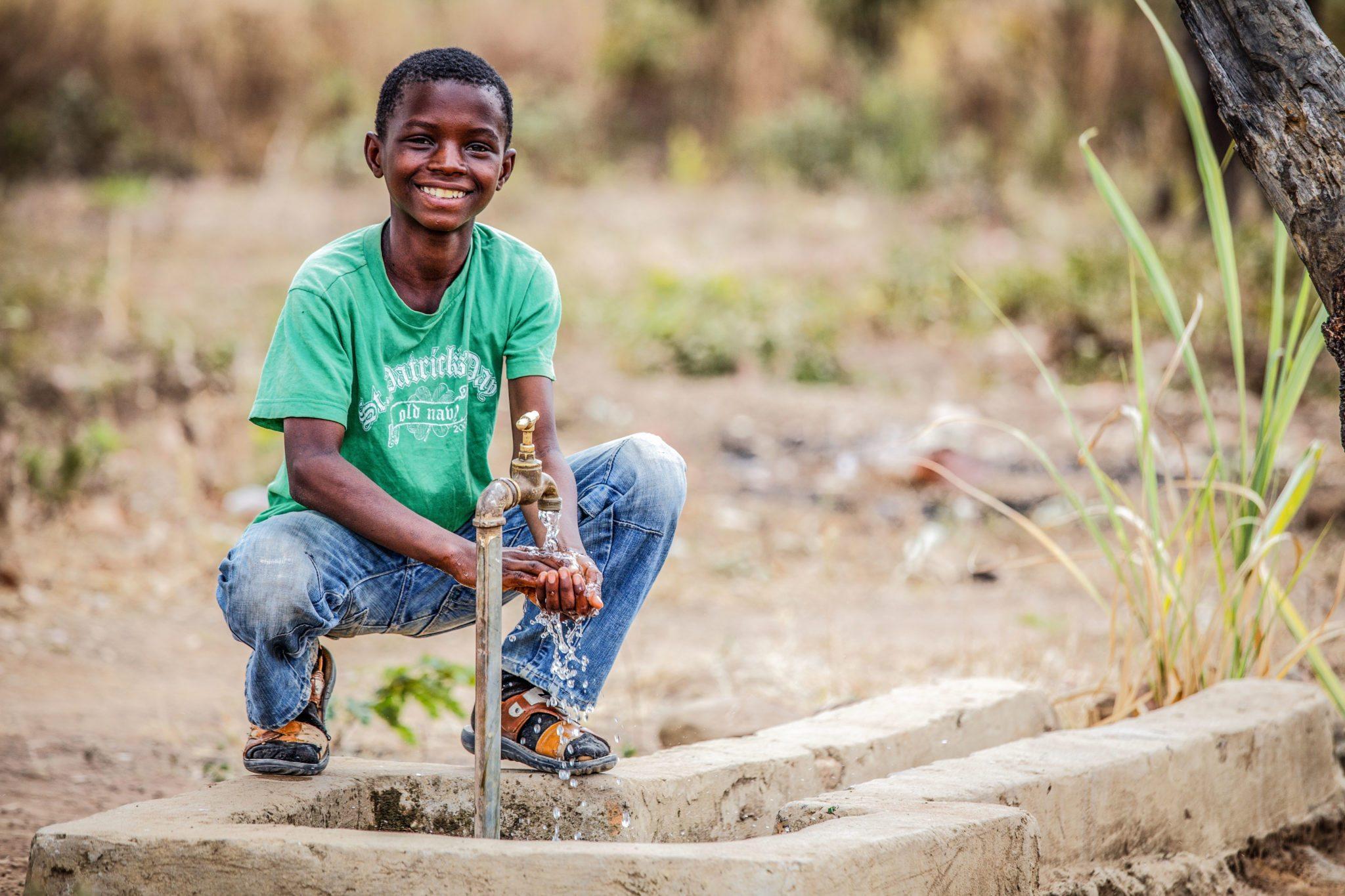 African wells