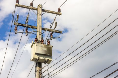 How electric utilities maintain wood infrastructure