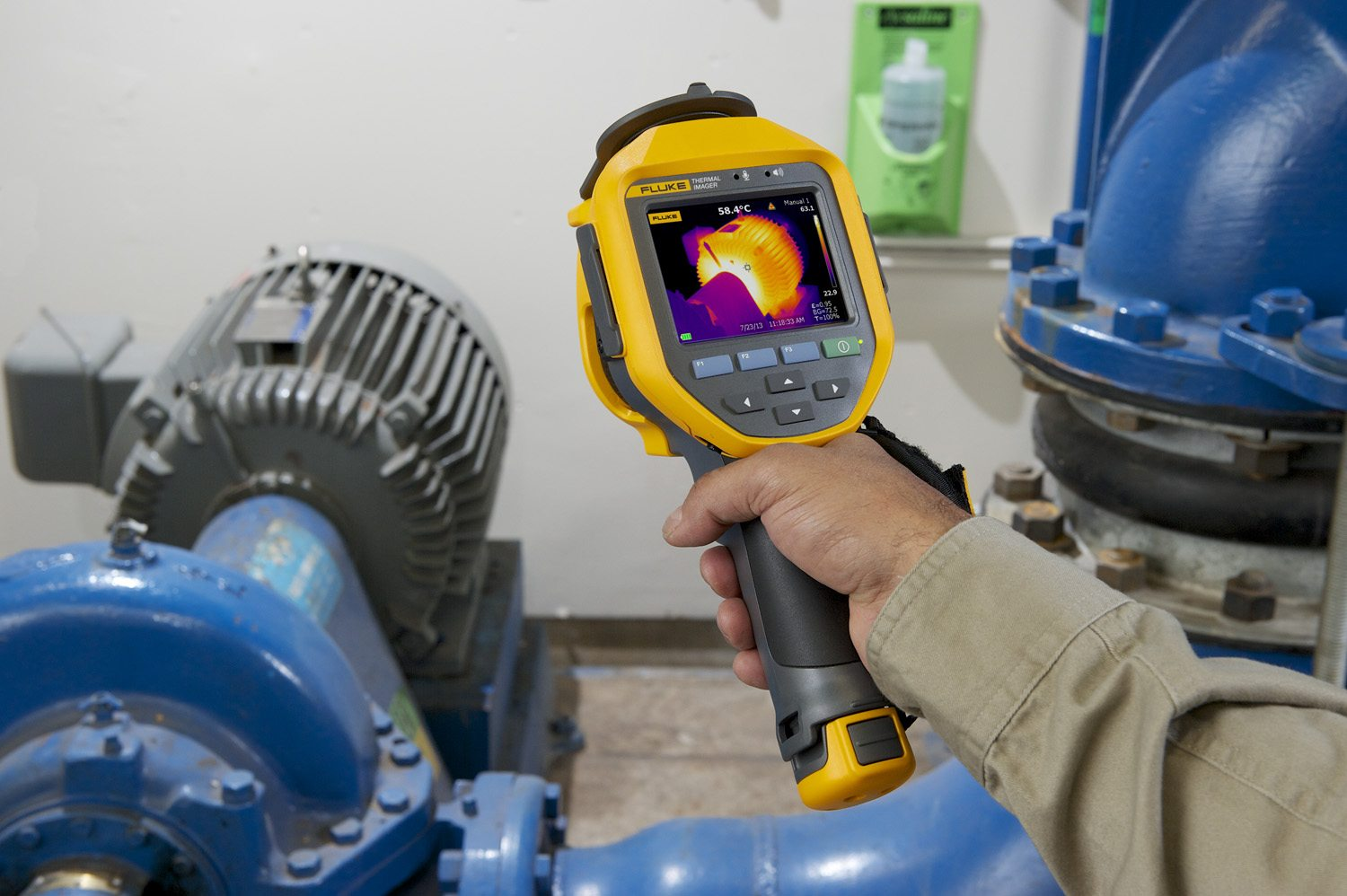 Infrared preventive maintenance