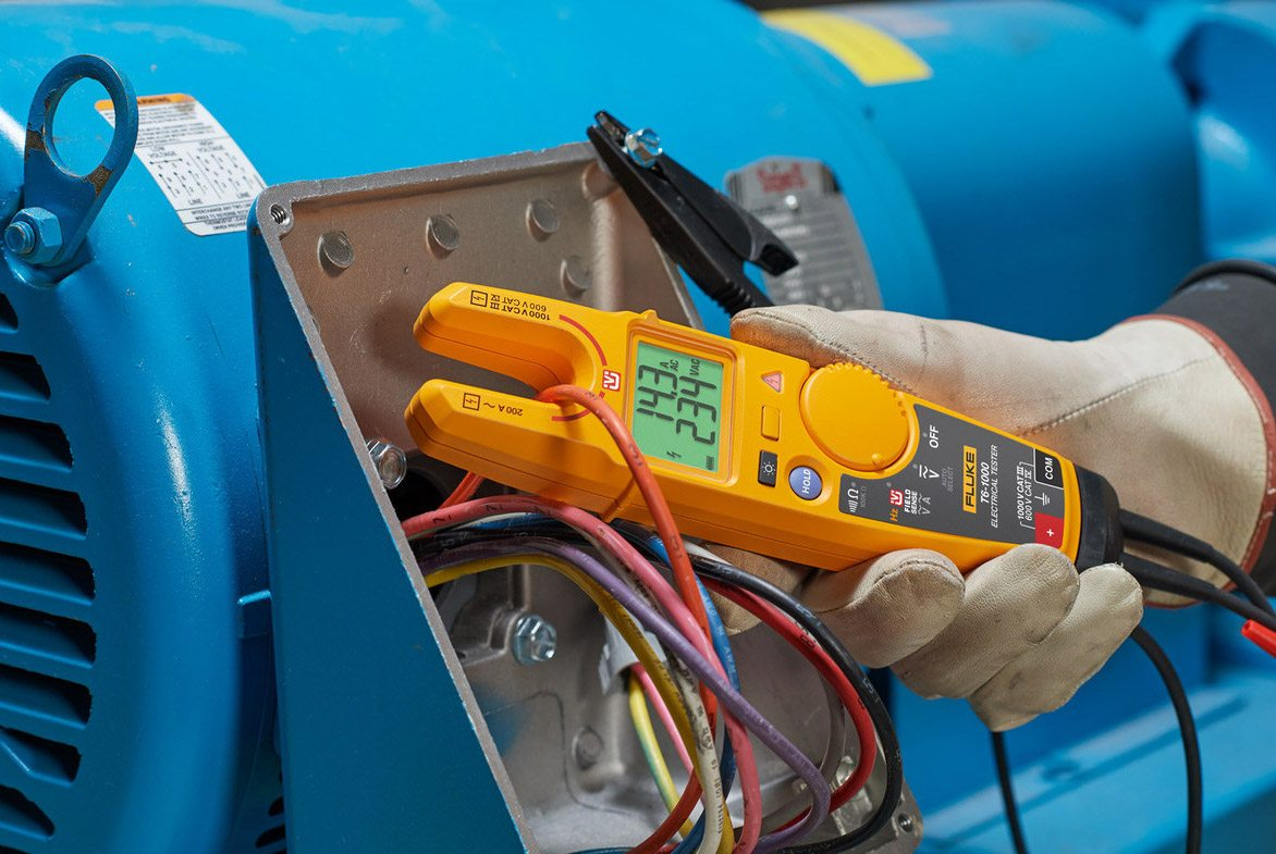 Super Measure Voltage Without Test Leads With Flukes T6 Electrical Tester Wiring 101 Ziduromitwellnesstrialsorg