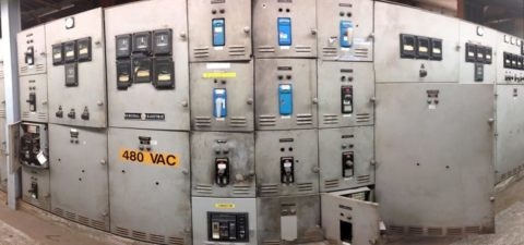switchgear upgrade and modernization