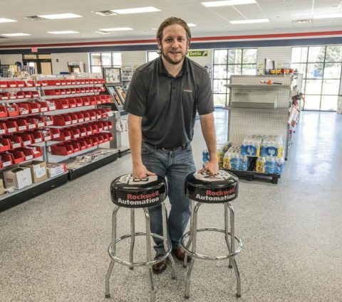 Rockwell Automation stools