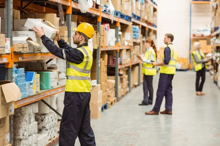 simplified warehouse management