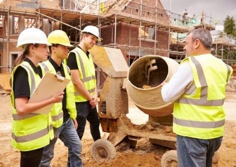 how contractors manage generation gaps