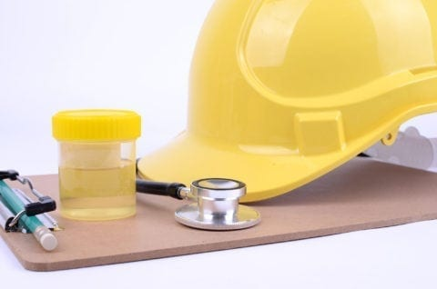 contractor drug testing