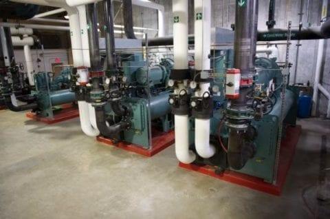 chiller system inspection