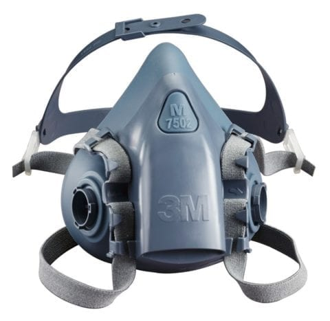 cleaning and storage of respirators