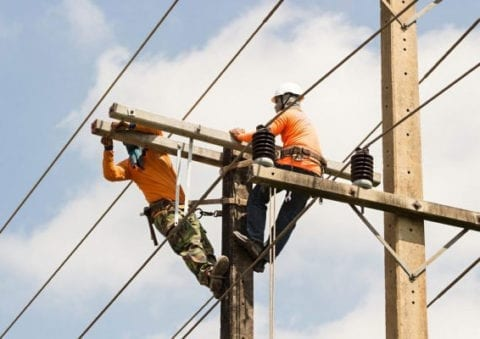 what it means to serve as an electrical lineman