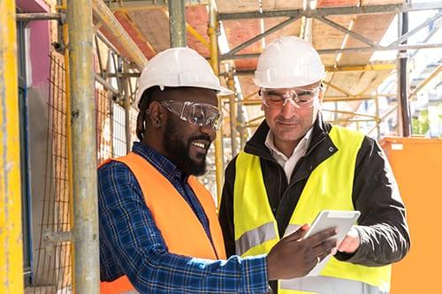 standard construction rfi
