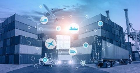 coronavirus impacts on global supply chain logistics