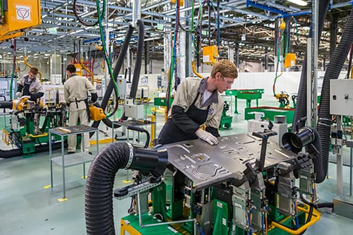 boost manufacturing efficiency