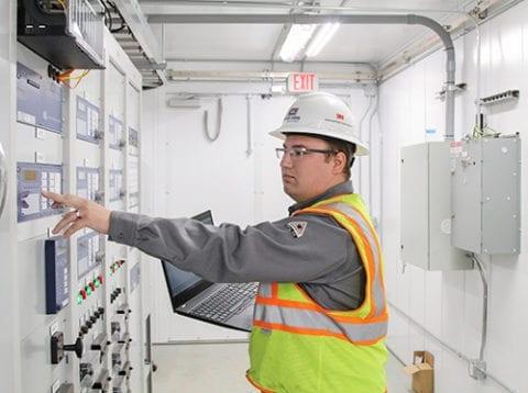 electric utility asset management
