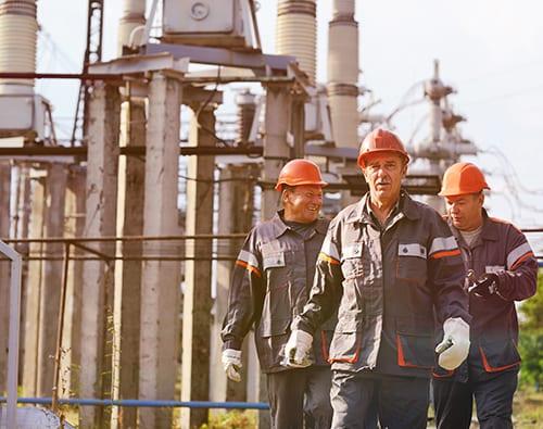 electric utility succession plan