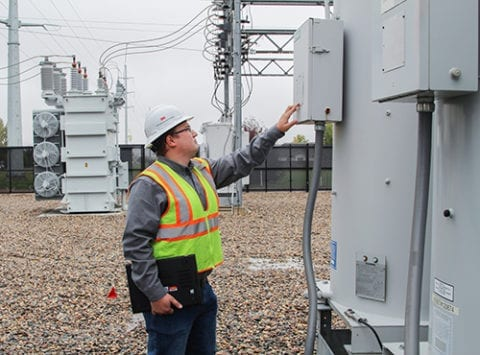 substation security checklist