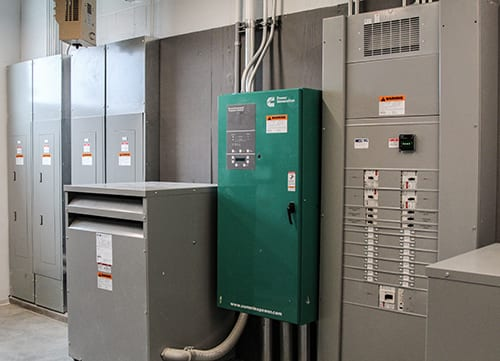 replacing old switchgear systems